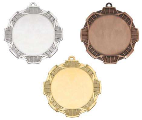 Medalje Ø60mm - Ø90mm
