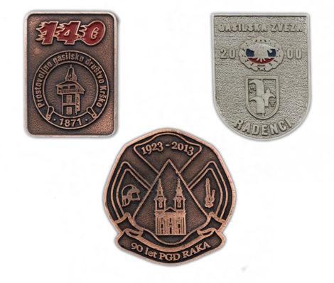 Privjesci, ordeni, odlikovanja