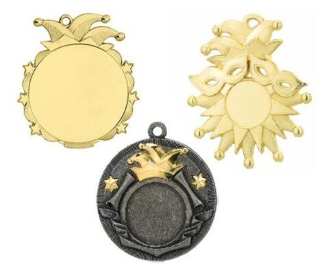 Medalje za karneval, maškare, poklade